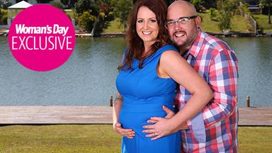 My Kitchen Rules' Dan and Steph are expecting a baby!