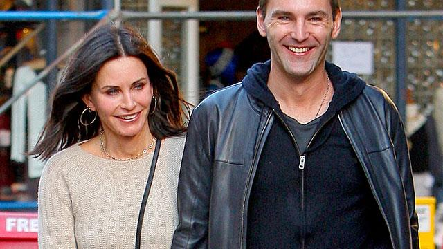 Did Courteney Cox secretly get married?