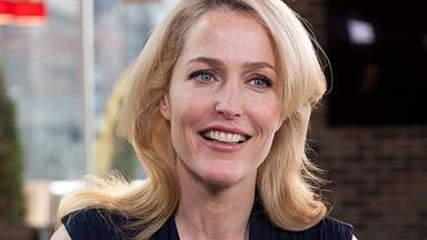 Gillian Anderson opens up about her ex-girlfriend