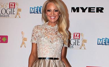 Carrie Bickmore announces pregnancy on air!