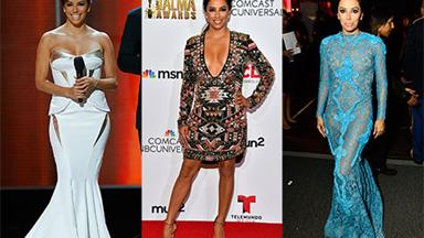 Eva Longoria rocks 12 outfits in one weekend