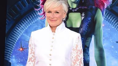 "Glenn Close: ""How I escaped a cult"""