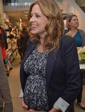Jenna Fischer wanted macaroni and cheese and Lucky Charms cereal.