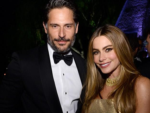 Recently though, Sofia has a hunky new man in her life - the True Blood and Magic Mike star Joe Manganiello.