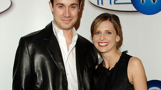 Sarah Michelle Gellar skips the obvious go-to of 'Buffy' instead, opting for 'Neely O'Hara'.
