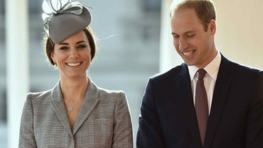The Duke and Duchess of Cambridge take a babymoon!