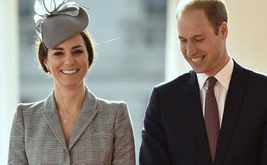The Duke and Duchess of Cambridge take a babymoon!
