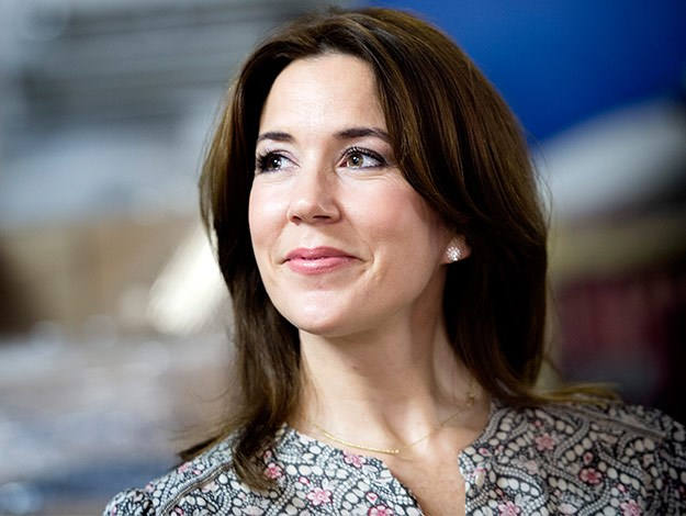 Princess Mary looked radient as she kicked off her solo tour of South Africa.
