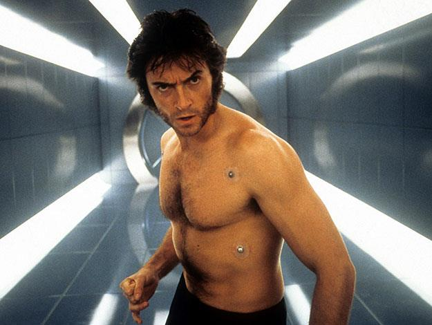 Then of course is perhaps Hugh's most famous leading role – as Wolverine – which saw him adopt an impressive pair of mutton-chop sideburns multiple times for each new installment of the movie franchise.