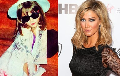 Delta Goodrem's looks through the years!