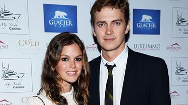 Rachel Bilson & Hayden Christensen welcome a baby girl, name her after a Disney character!