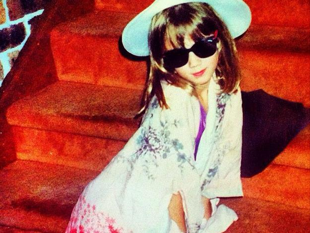 Growing up, Delta loved to play dress-ups!