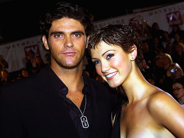 Delta shared a nine-month relationship with Australian tennis player Mark Philippoussis in 2004.