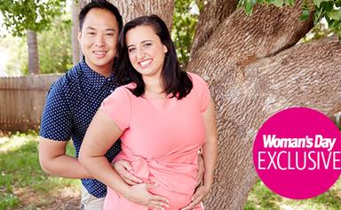 The Block's Chris and Jenna reveal: 'We're pregnant!'