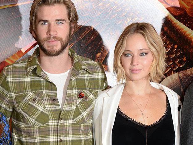Hunky Aussie Liam Hemsworth also credited his Hunger Games co-star Jen helped him get through his break-up with ex-fiance Miley Cyrus.