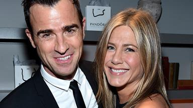 Jennifer Aniston on finding love with Justin Theroux
