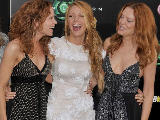 Blake Lively's two older sisters Robyn, 42 and Lori, 48 are both actresses themselves who have appeared in a number of American TV shows and films.