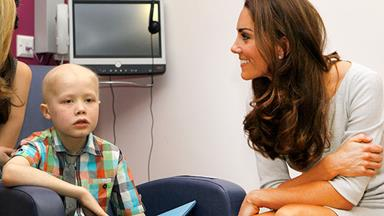 Duchess Catherine mourns the loss of young cancer patient