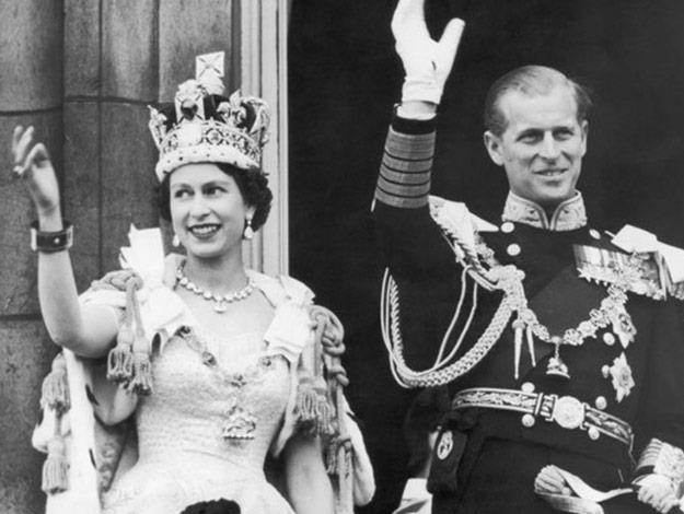 The Duke Of Edinburgh, pictured on his wedding day back in 1947, has long been plagued by infidelity rumours.