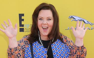 Melissa McCarthy shows off her amazing 20 kilo weight loss!