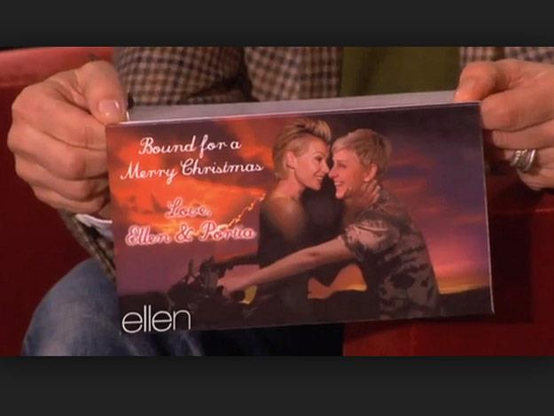 We're still cracking up at Ellen and Portia's spoof on Kimye's 'Bound 2' video clip.