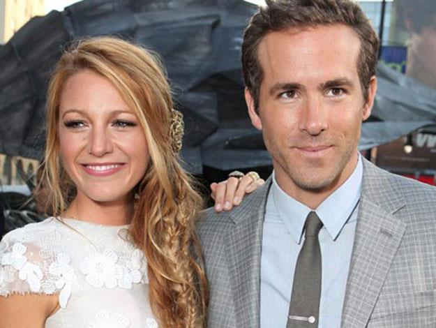 Blake Lively's beau Ryan Reynolds was voted the sexiest in 2010