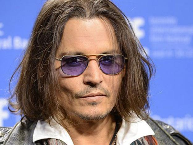 Johnny Depp claimed the number one spot in 2009.