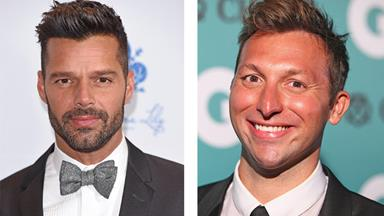 Ian Thorpe breaks his silence on Ricky Martin relationship rumours