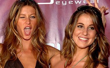 Secret celebrity twins