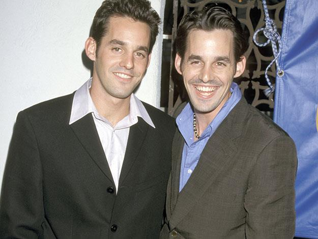 The similarity is uncanny between Buffy the Vampire Slayer star Nicholas Brendon and his twin brother Kelly, who also served as a stand-in for Nicholas on the show.