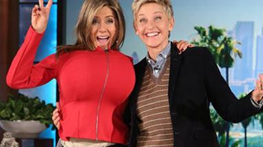 Jennifer Aniston talks Kim Kardashian and wedding plans