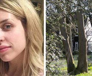 Peaches Geldof's home remains untouched since her death
