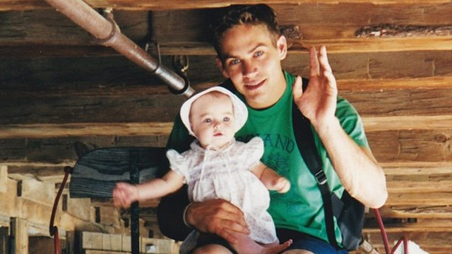 Paul Walker's daughter Meadow pays tribute to her late dad
