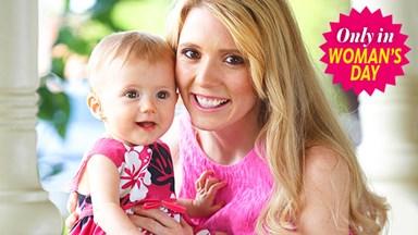 Meet Nikki Webster's little princess: 'She's a Mini-me!'