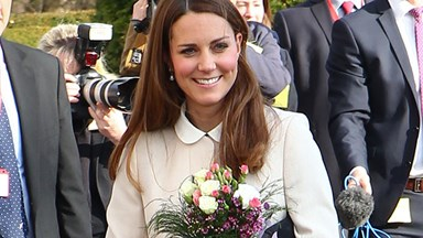 Duchess Catherine is having a girl!
