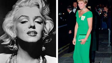 Princess Diana's coat & Marilyn's love letters sold at record-breaking auction