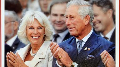 Prince Charles and Camilla's Christmas tribute to Prince Harry