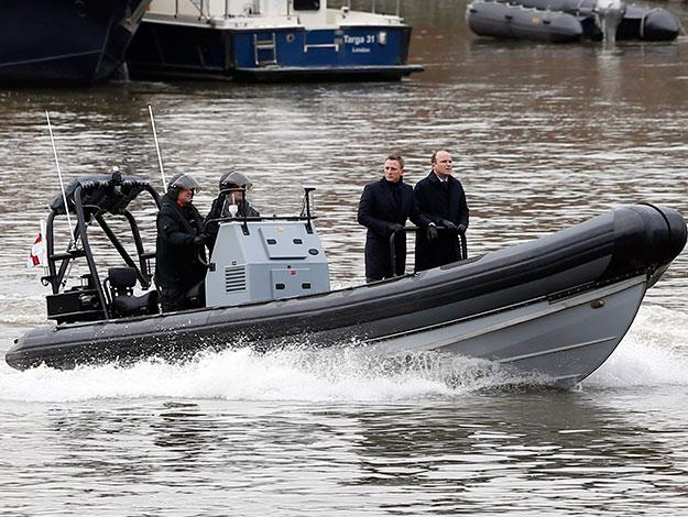 The newest film, Spectre, was announced earlier this month, and will see Daniel Craig make his fourth appearance as Bond, as he is joined by French actress Lea Seydoux, Italian star Monica Bellucci and Oscar winning actor Christoph Waltz.