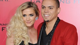 Ashlee Simpson is expecting a baby with hubby Evan Ross