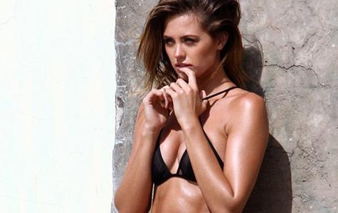 Jesinta Campbell bikini