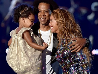REVEALED: The names of Beyonce and Jay Z's twins