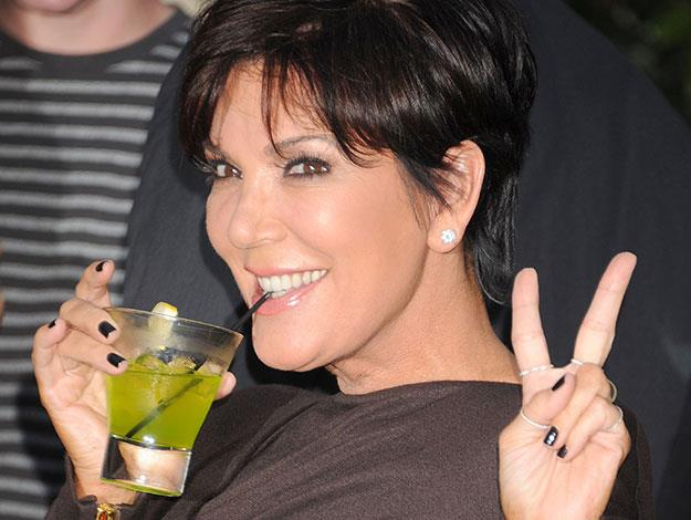 """One housekeeper spills that momager Kris Jenner's legendary boozing led to a few funny moments: """"When she has a few too many drinks in her, she's been known to bump into walls."""""""