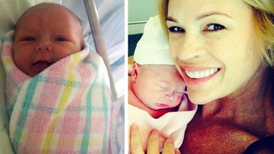 Sonia Kruger's first interview since becoming a mum!