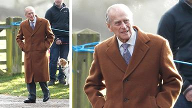 Prince Philip awarded Knight of the Order of Australia!