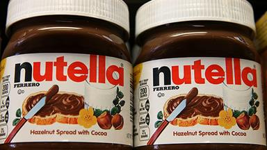 Parents banned from naming their child Nutella