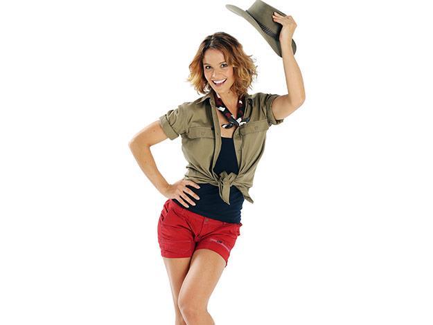 Children's television star Lauren Brant.
