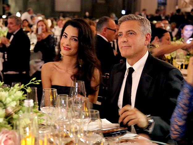"George Clooney on his new bride Amal: ""It's a humbling thing when you find someone to love, even better if you've been waiting your whole life."