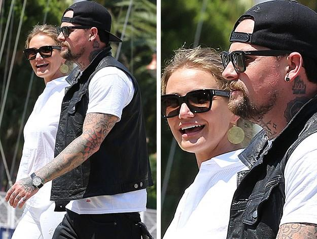 "Cameron Diaz in her wedding speech to rocker Benji Madden. ""I waited because I didn't want to settle. Now I got the best man ever. My special man. He's mine."