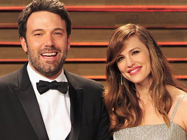 "Ben Affleck on Jennifer Garner: ""I am madly in love. I have the best family and Jen's a great cook. I don't even compare, I don't want to insult her by trying. It's out of consideration for her that I don't try. She's an incredible cook."""