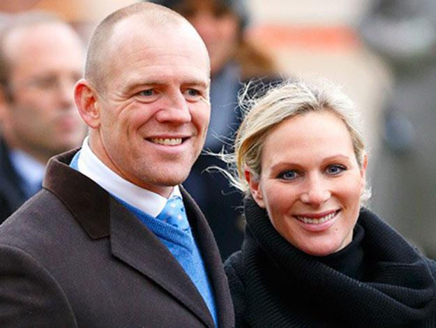 "Mike Tindall on Zara Phillips: ""I had never been in love before, but Zara is the love of my life. No doubt. I'd love her if she worked behind a check-out at Tesco."""
